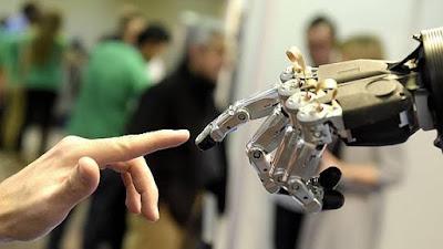 Mano de obra robotizada