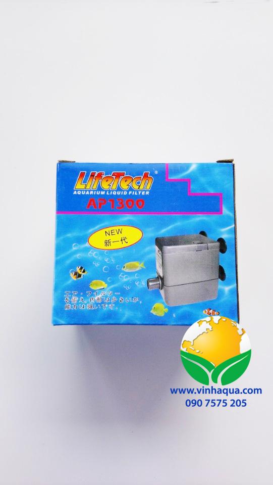 Phụ kiện thủy sinh - máy bơm Lifetech AP1300