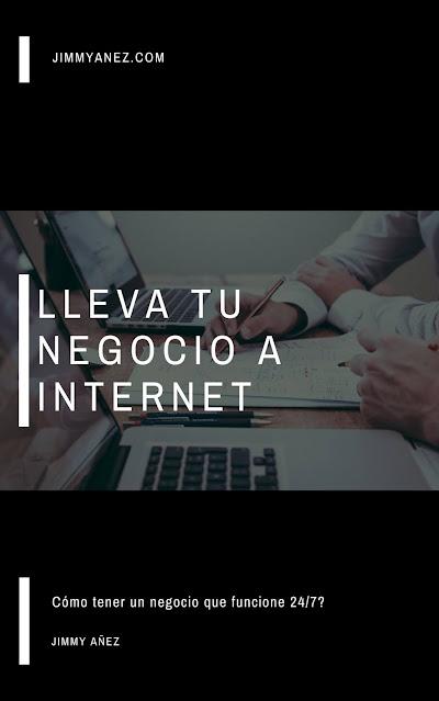 LLEVA tu NEGOCIO a INTERNET Correctamente | Más VENTAS con un SITIO WEB para tu Negocio