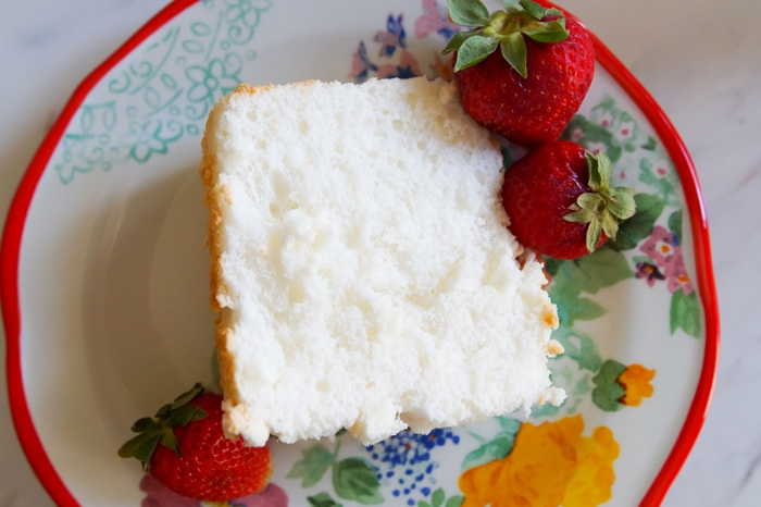 How To Rescue An Angel Food Cake