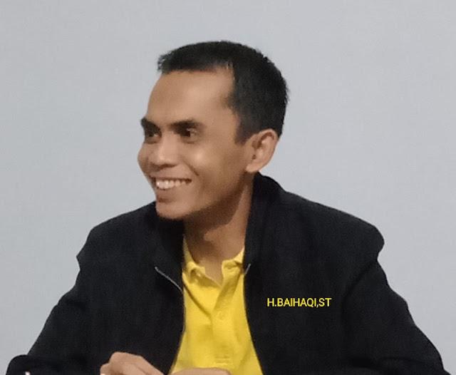 Daftar ke Sejumlah Parpol, Bukti Keseriusan Baihaqi Maju di Pilkada Mataram