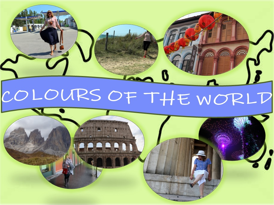 COLOURS OF THE WORLD + LINK-UP