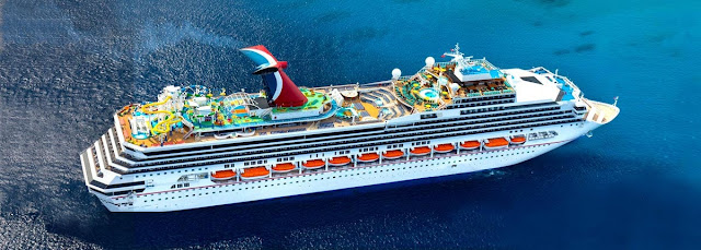 Carnival Cruises' Carnival Sunrise Itinerary Altered Due to Hurricane Humberto making Calls in Bermuda and Charleston, SC