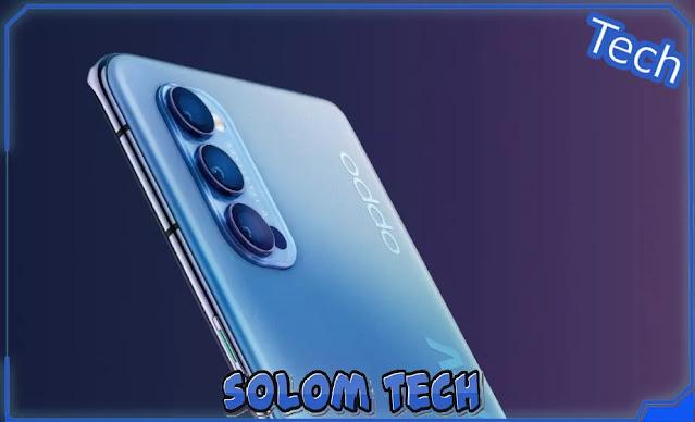 هاتف Oppo reno 5 pro 5G