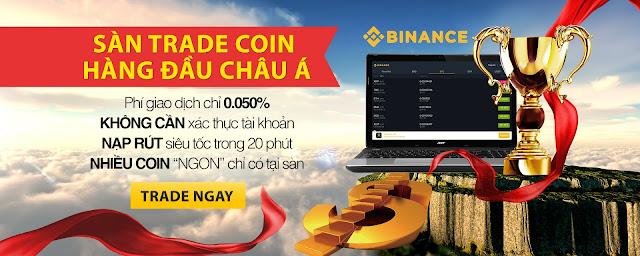 trade coin tai san binance