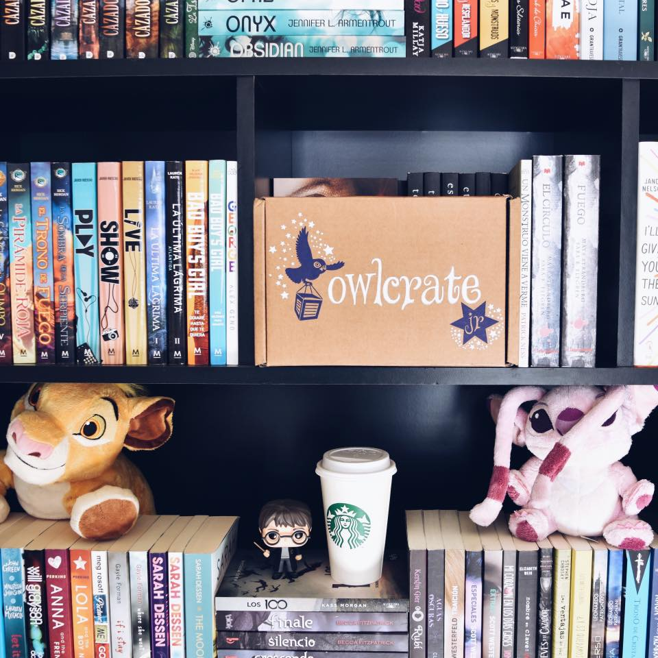Get your very first bookish subscription box