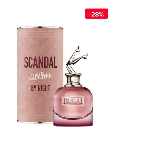 Parfum femei Jean Paul Gaultier Scandal By Night, 80 ml pret mic