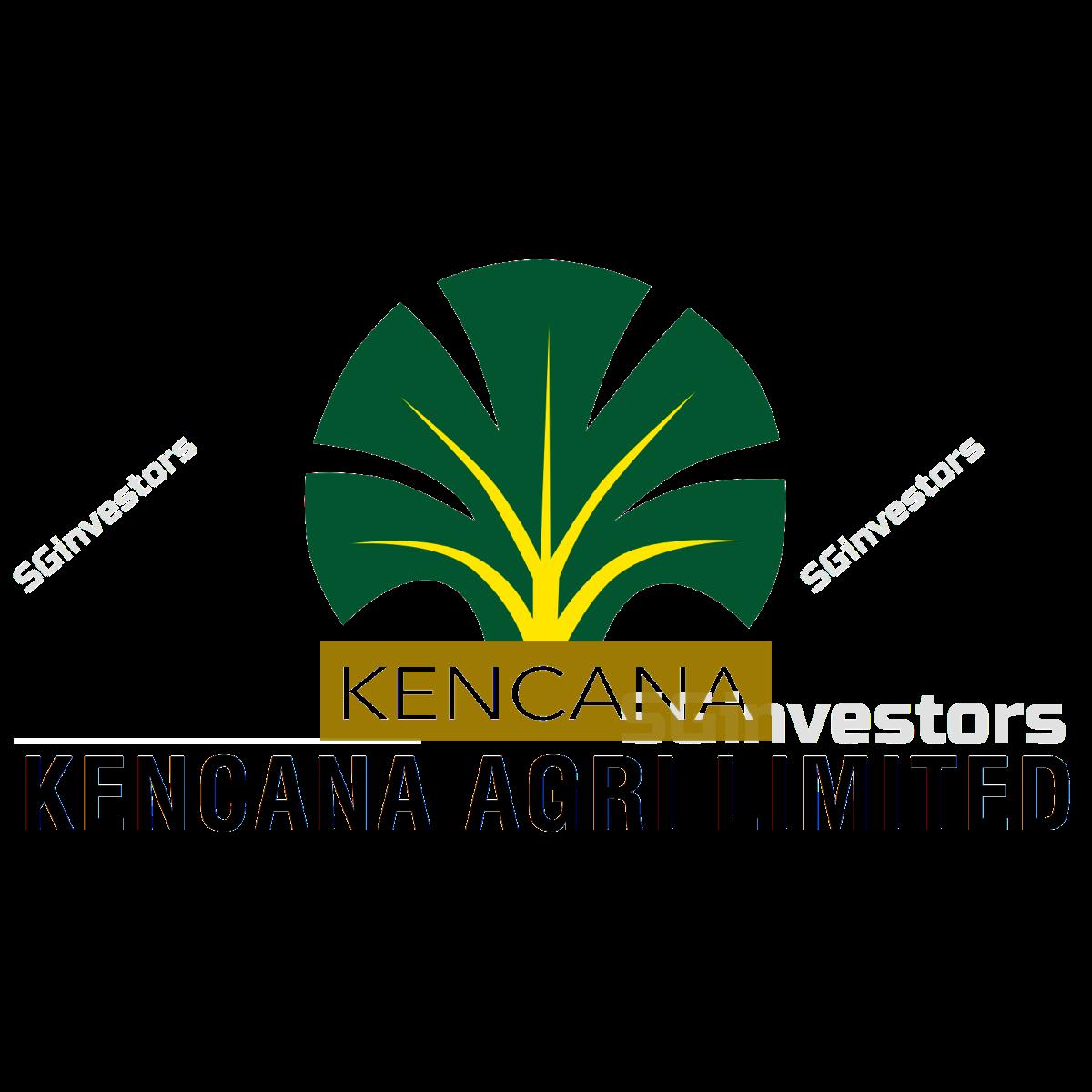 KENCANA AGRI LIMITED (SGX:BNE) @ SGinvestors.io