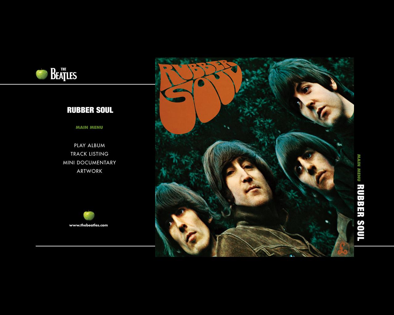 The Beatles - Rubber Soul [iTunes Plus AAC M4A] - PSXDB