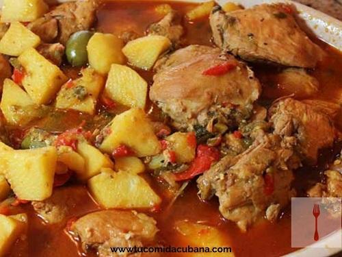 ©️ Cómo hacer fricase de pollo