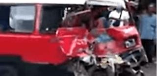 Kecelakaan Maut di Purwakarta