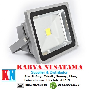 Jual Lampu Sorot Taman LED series-B 50watt di Surabaya