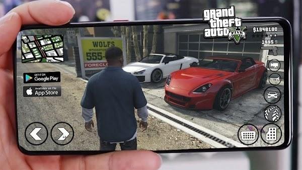 Descargar GTA 5 APK Grand Theft Auto Android