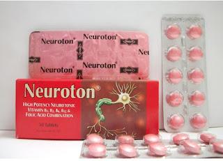 أقراص النيوروتون اقوي وأفعل دواء لتقوية الأعصاب زي الحديد
