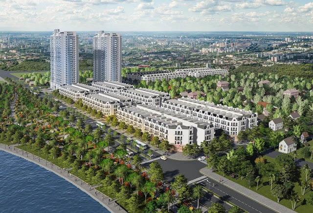 Dự án thuận an Central Lake