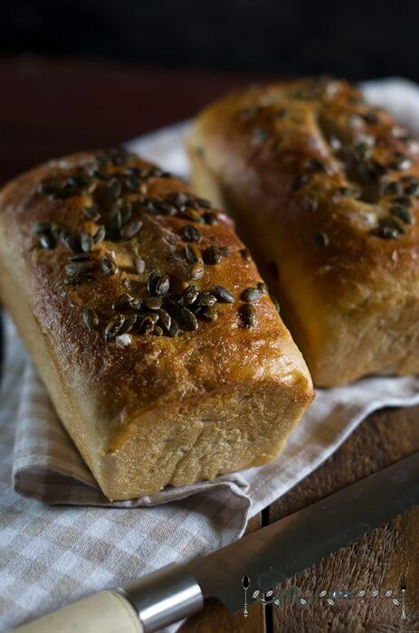 pan tierno y jugoso para tostadas y sandwich