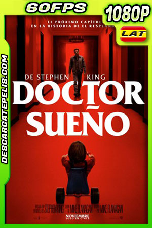 Doctor Sueño (2019) 1080p 60FPS BDrip Latino – Ingles