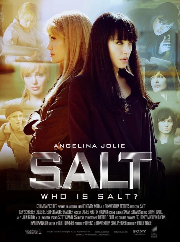 فیلم دوبله: سالت (2010) Salt