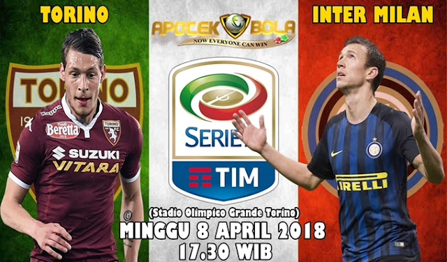 Prediksi Torino vs Inter Milan 8 April 2018