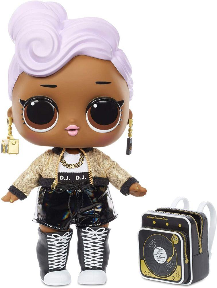 Большая кукла L.O.L. Surprise Big Baby D.J.