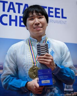 Wesley So gana el Tata Steel Chess 2017