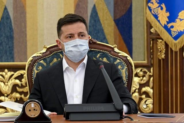 Володимир Зеленський: РНБО розглянула сім питань, зокрема щодо ситуації на Донбасі, запровадження нових санкцій та розробки законопроекту про олігархів