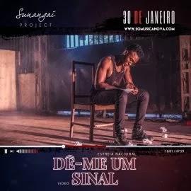 BAIXAR MP3    Justino Ubakka - Dê - Me Sinal     2019