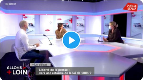 VIDEO : La députée LREM du Var Valérie Gomez-Bassac provoque un torrent de critiques après une déclaration sur la liberté de la presse