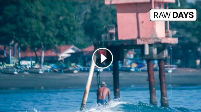 RAW DAYS Batukaras West Java Indonesia in September