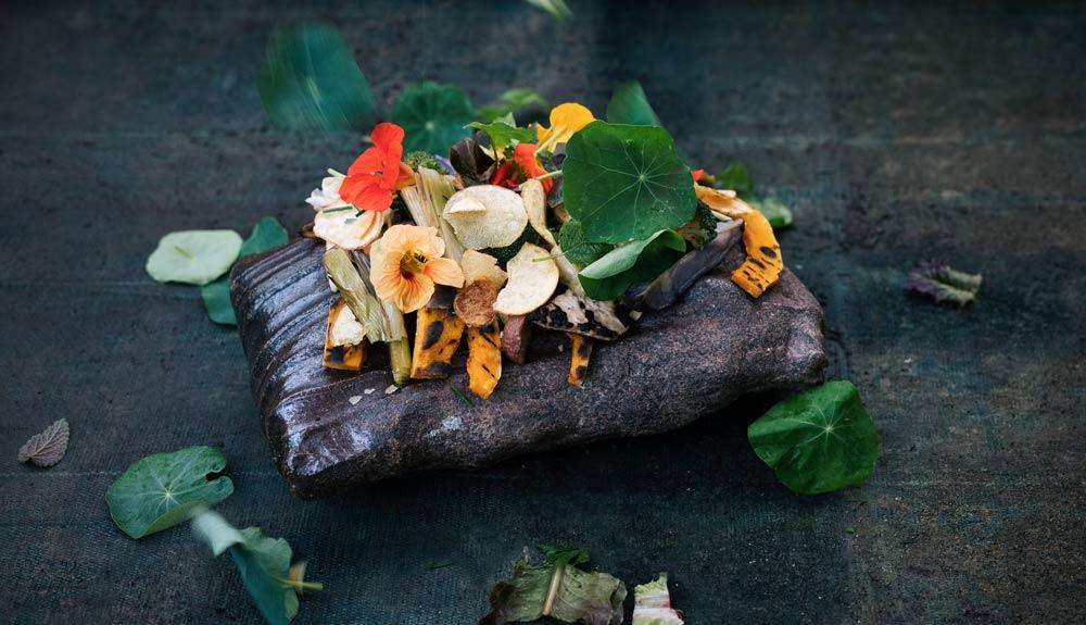 Wenn Kunst auf Kunst trifft – experimentelle Gastronomie mit Knospe-Produkten