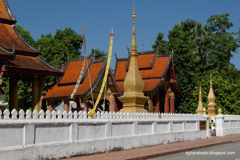 Luang Prabang - Wat Sene