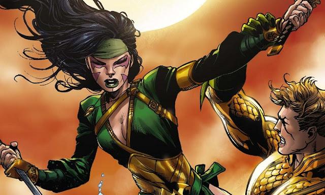 Mengenal Cheshire (Jade Nguyen) dari DC Comics