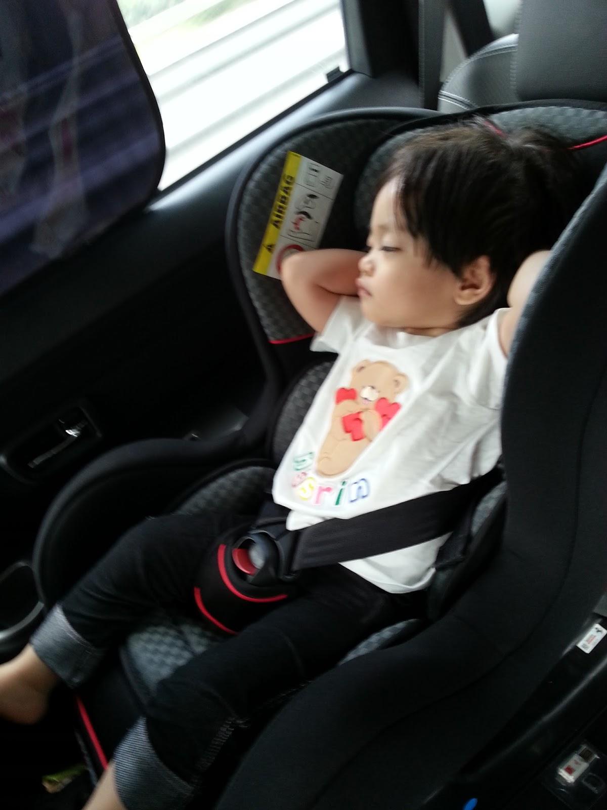 Lembaran Sebuah Kehin: Baby Car Seat