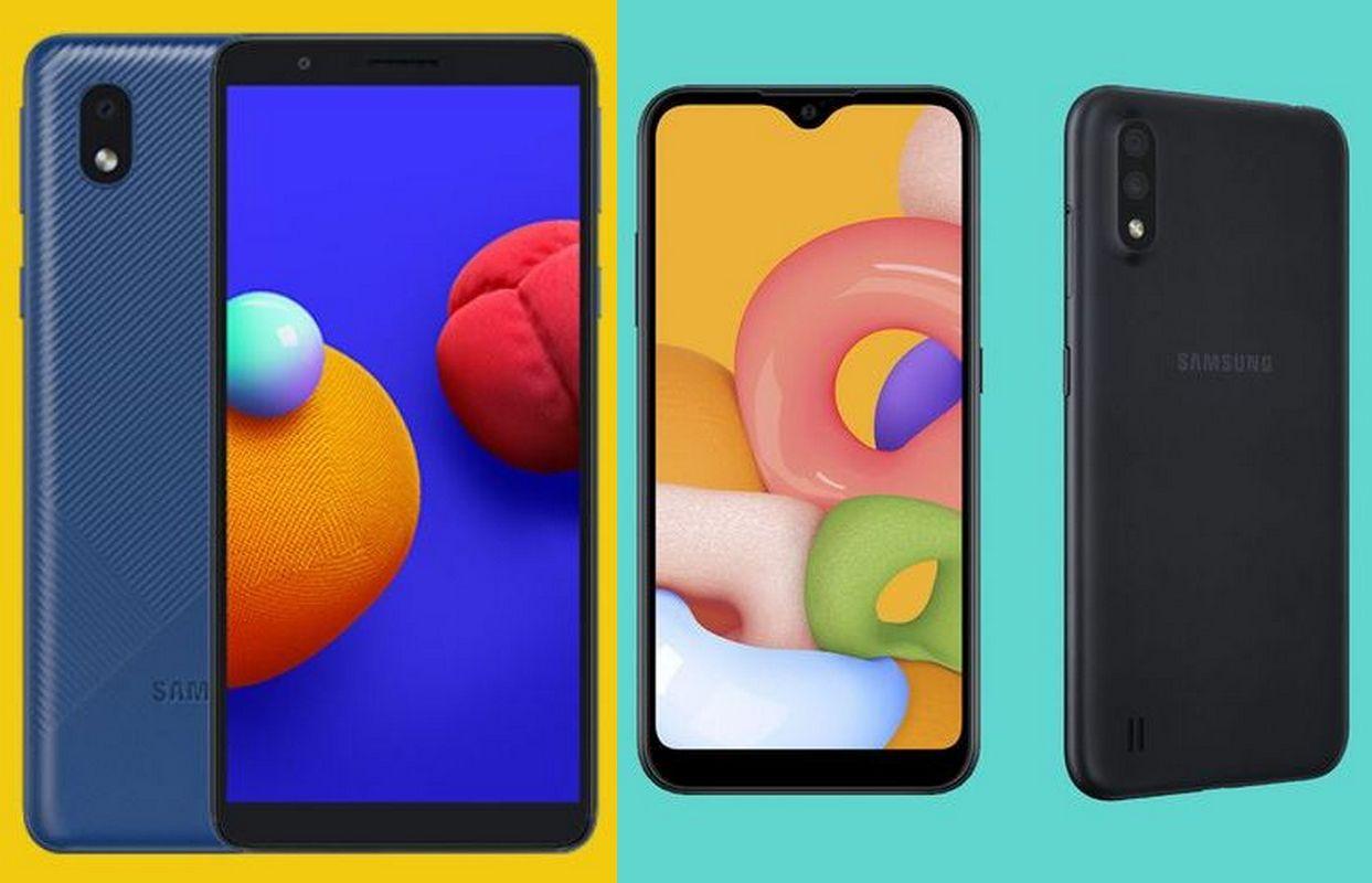 Perbedaan Samsung Galaxy A01 Core vs Galaxy A01, Harga Terpaut 400 Ribu