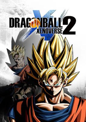 Capa do Dragon Ball Xenoverse 2
