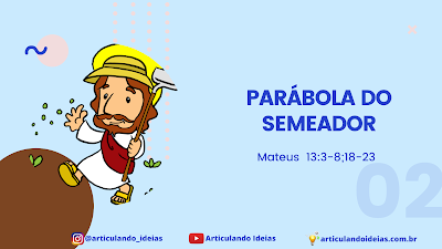 Jesus semeando