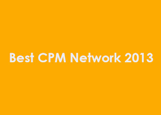 Top Online CPM Networks