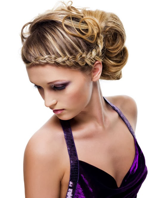 Superb Updo Hairstyles For Long Hair Applied By Summer And Formal Event Hairstyles For Men Maxibearus