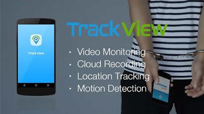 Aplikasi Sadap HP Trackview