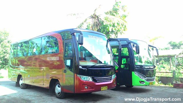gambar dari sewa bus kecil mikro wisata di jogjakarta