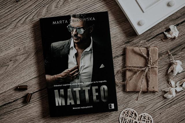 "Marta Zbirowska - ,,Matteo"" (recenzja)"