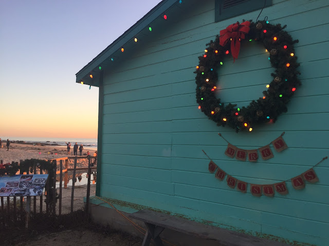 Christmastime in Southern California