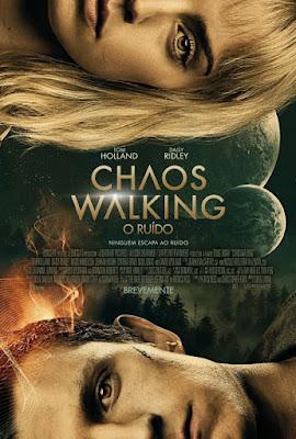 Primeiro Trailer e Poster Para Chaos Walking, Filme Sci-Fi Com Daisy Ridley e Tom Holland,