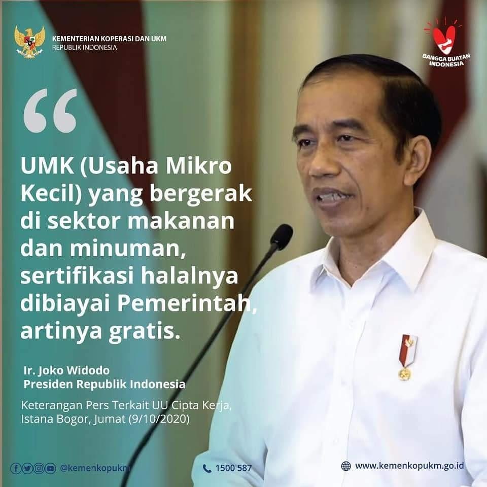 Keseimbangan Jokowi