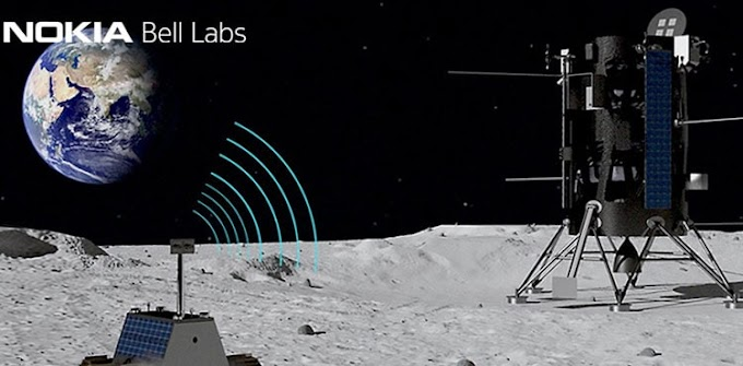 Surprising News, 4G Internet On The Moon, But How?