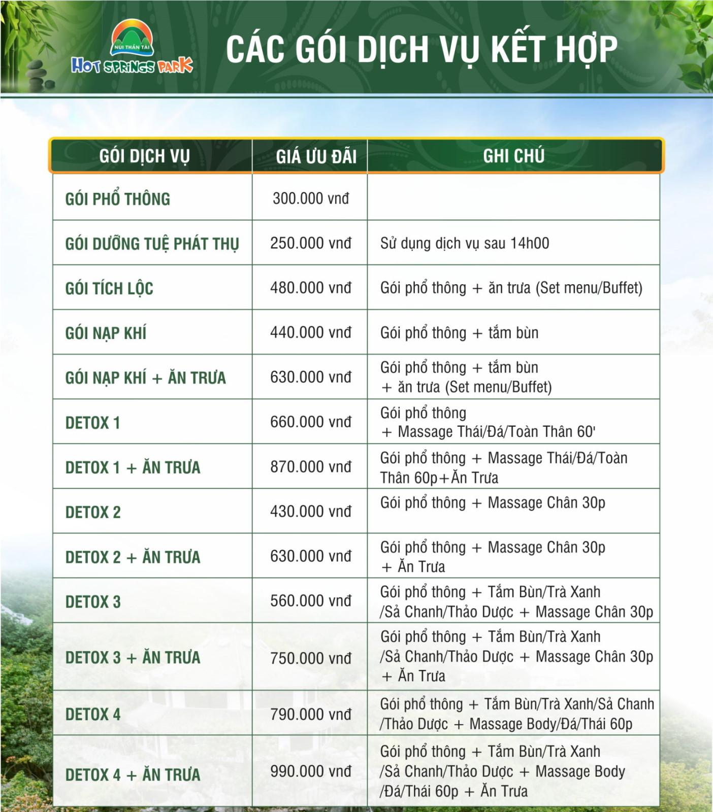 Chi tiết giá vé Núi Thần Tài khuyến mãi 2020