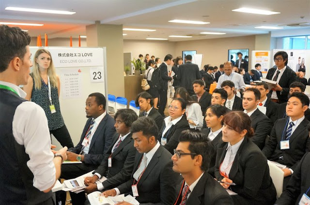 International job fair Tokyo 2020