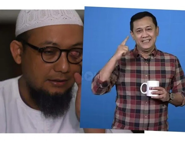 Denny Siregar Nyinyir Lagi: Novel Baswedan Positif Corona, Salah Pak Jokowi?