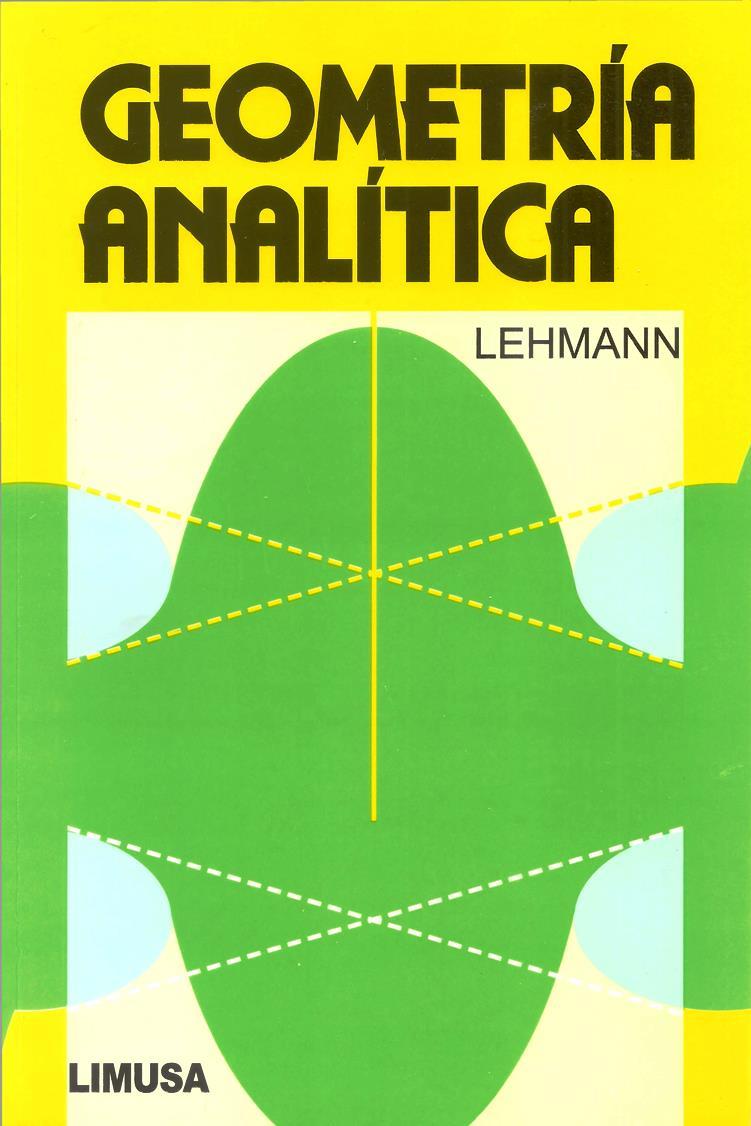 Geometría Analítica – Charles H. Lehmann