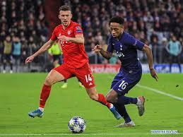 Bayern Munich Targetted Spurs Weak Link Kyle Walker-Peters